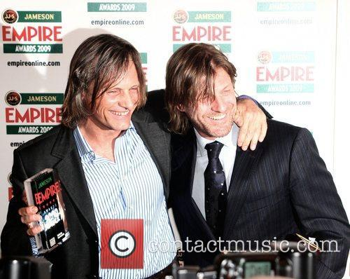 Viggo Mortensen and Sean Bean Jameson Empire Film...