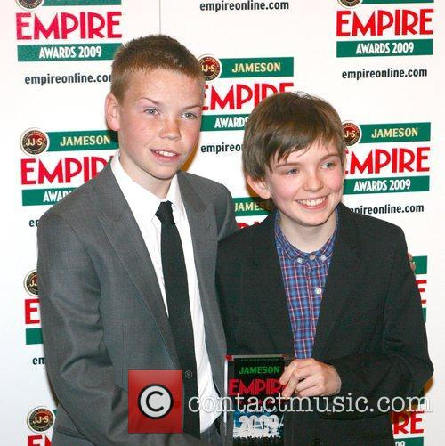 Will Poulter and Bill Milner Jameson Empire Film...