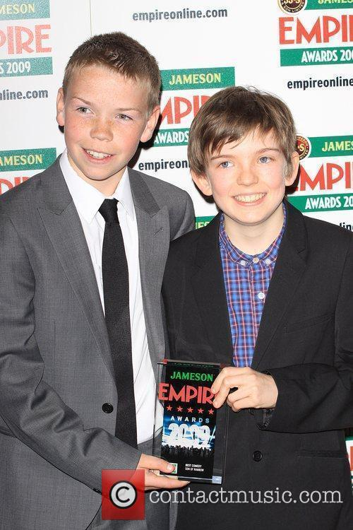 Jameson Empire Film Awards held at the Grosvenor...