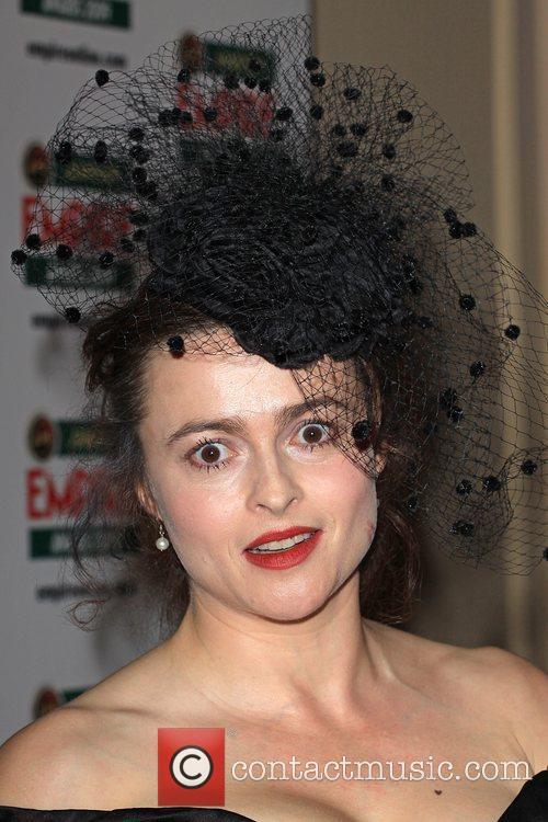 Helena Bonham Carter and Grosvenor House 3