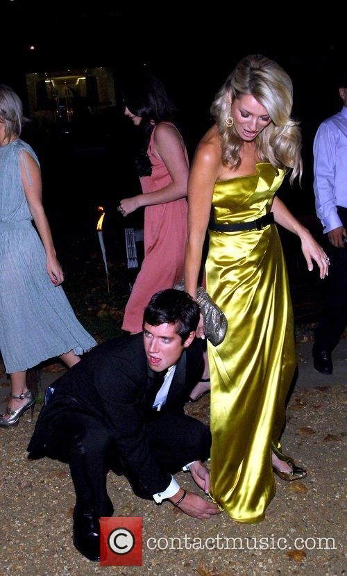 Tess Daly and Vernon Kay 1
