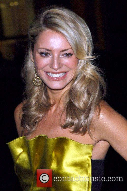 Tess Daly arrives to the 'End of Summer...