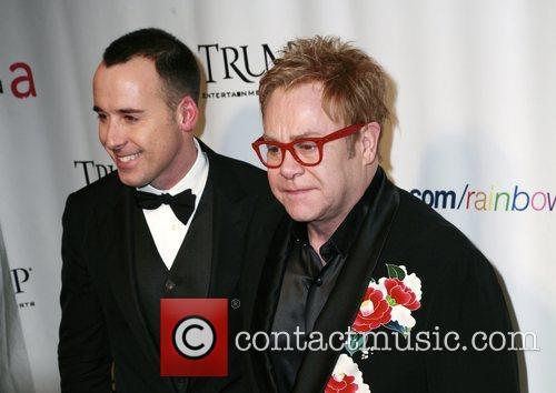 David Furnish and Elton John 'An Enduring Vision'...