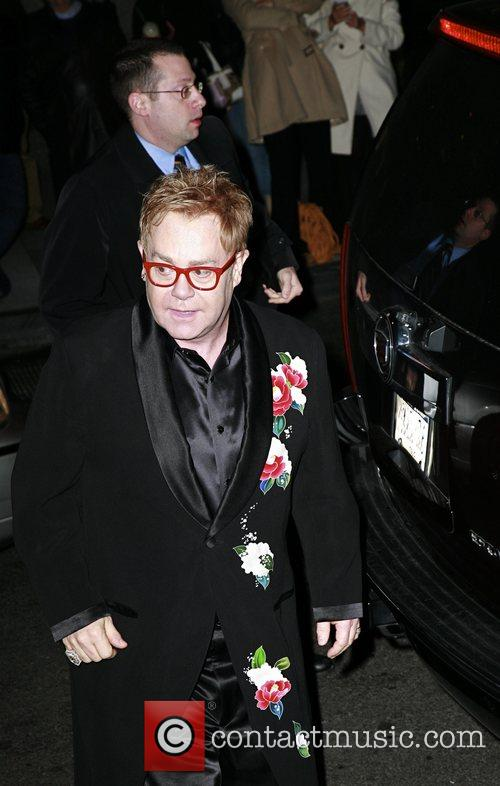 'An Enduring Vision' the 7th Annual Elton John...