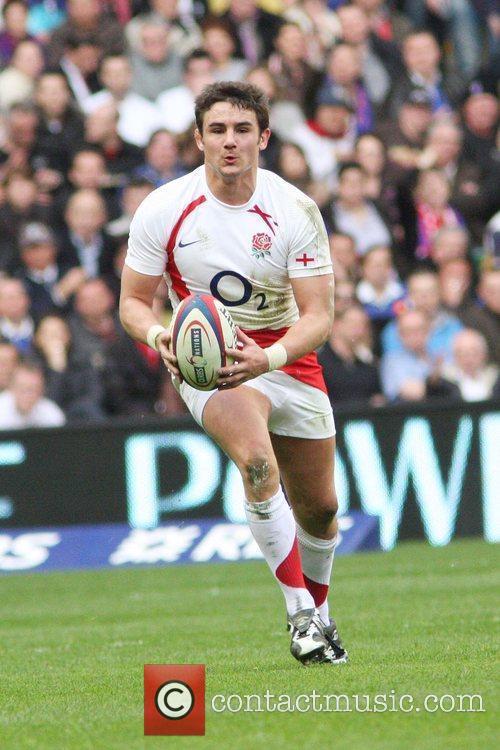 Harry Ellis England v France Six Nations Rugby...