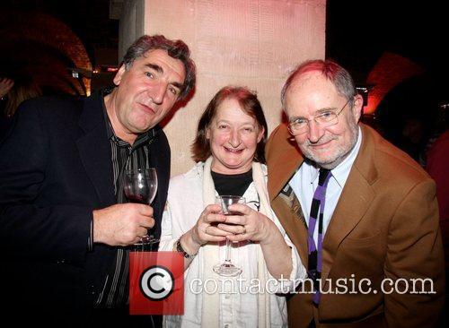 Jim Carter, Janine Duvitski and Jim Broadbent 2