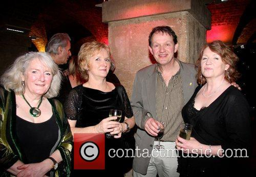 Kevin Wheatley and guests attend the press night...
