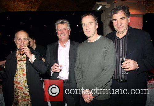 Tony Robinson and Angus Deayton 2
