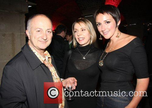 Tony Robinson and guests attend the press night...