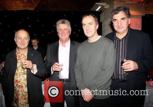 Tony Robinson and Angus Deayton 1