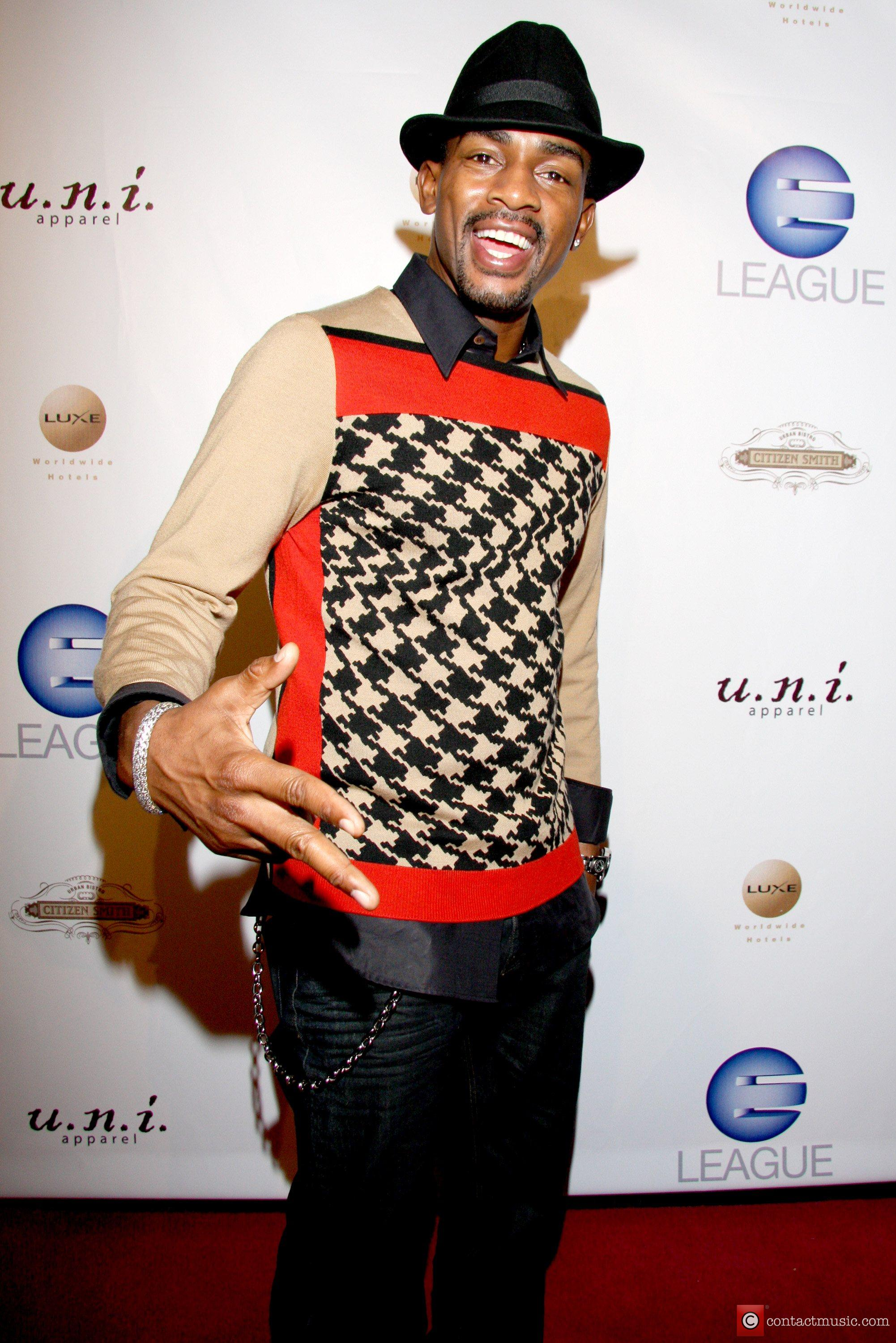Bill Bellamy Entertainment League 2008 Tip-Off Party at...