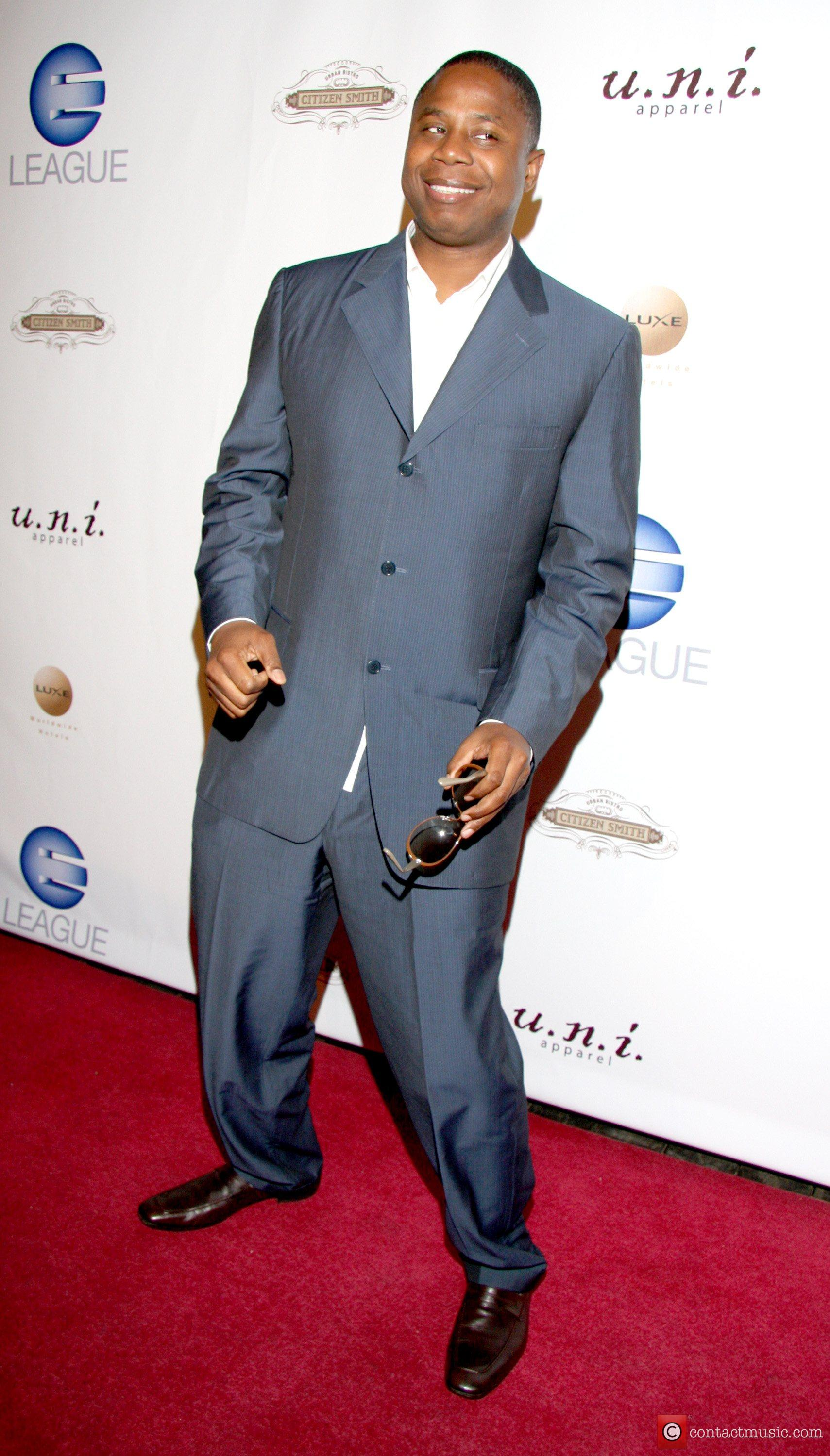 Doug E. Fresh Entertainment League 2008 Tip-Off Party...