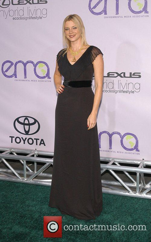 Amy Smart The 18th Annual Environmental Media Awards...
