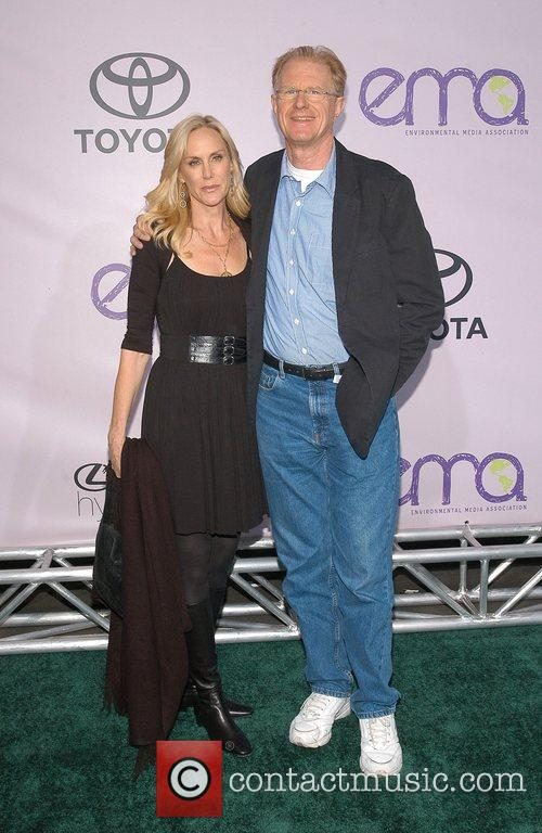 Ed Begley Jr. and wife The 18th Annual...