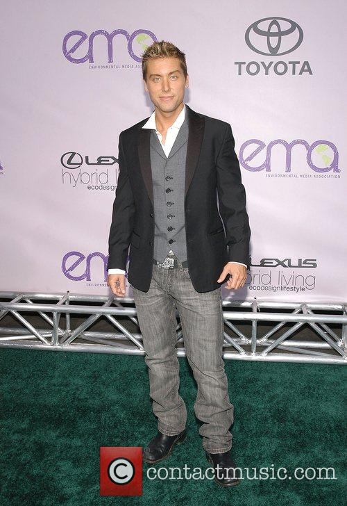 Lance Bass The 18th Annual Environmental Media Awards...