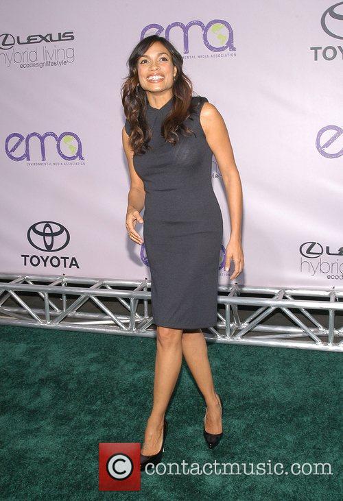 Rosario Dawson The 18th Annual Environmental Media Awards...