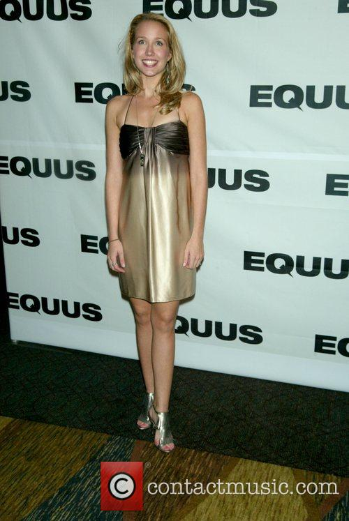 Anna Camp at the opening night after-party for...