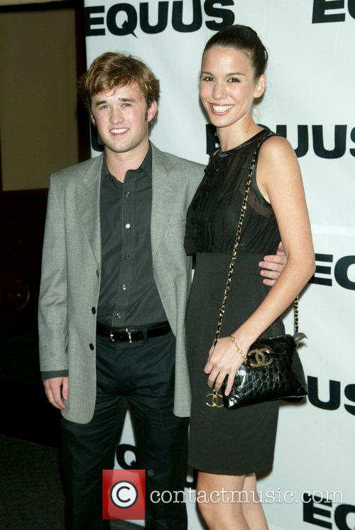 Haley Joel Osment and Equus 1