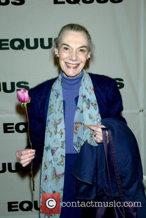 Marian Seldes and Equus 2