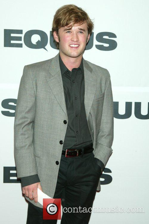 Haley Joel Osment and Equus 6
