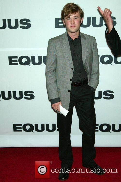 Haley Joel Osment and Equus 8