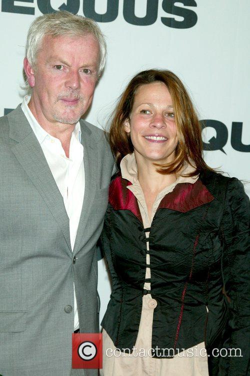 John Barrett and Lili Taylor Opening Night of...