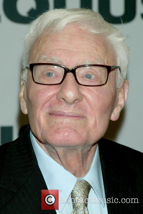 Peter Shaffer Opening Night of the Broadway revival...