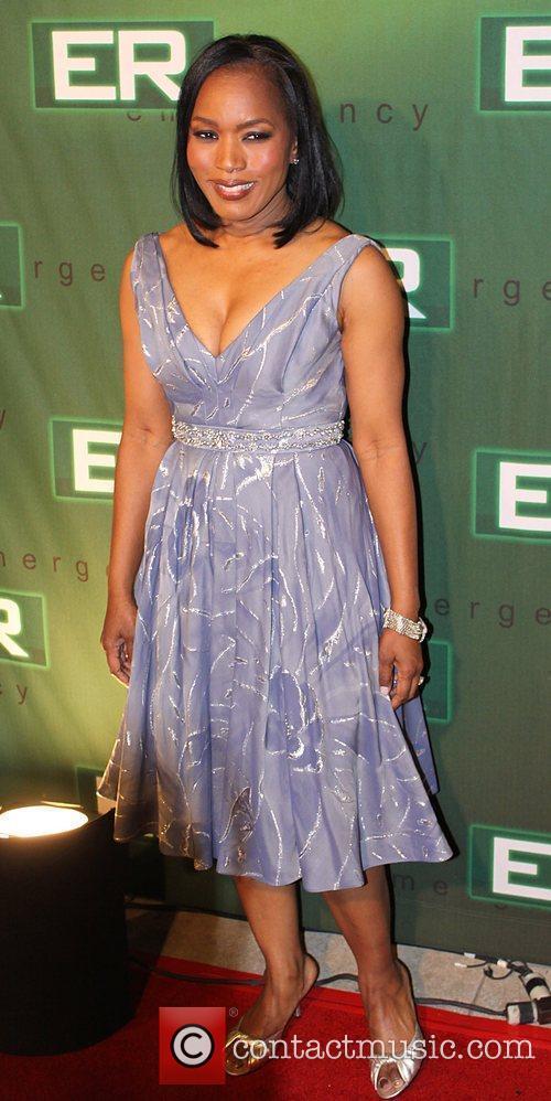 Angela Bassett 'ER' Says Goodbye After 15 years...