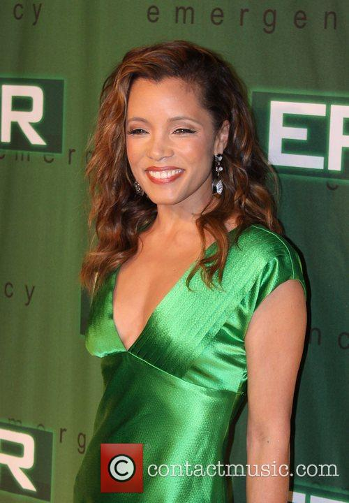 Michael Michele 'ER' Says Goodbye After 15 years...