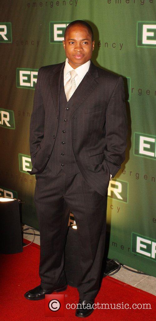 Sam Jones III 'ER' Says Goodbye After 15...