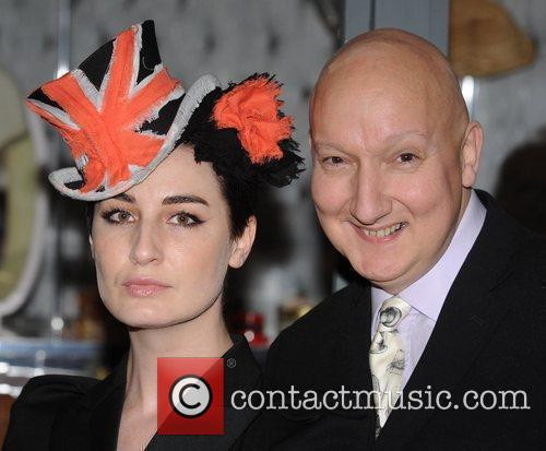 Erin O'Connor and Stephen Jones 'Hats: An Anthology...