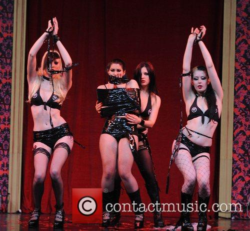 Georgina Baillie and The Satanic Sluts perform at...