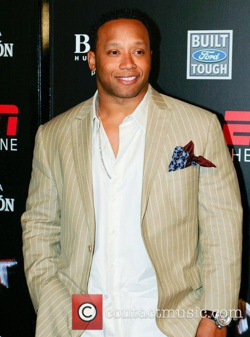 Jamal Anderson ESPN the Magazine's NEXT Big Weekend...