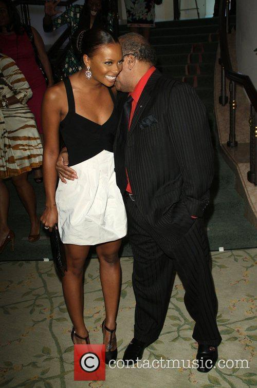Eva Marcille and Quincy Jones 3