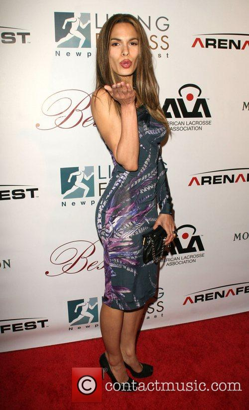 'Beso' New Year's Eve party hosted by Eva...
