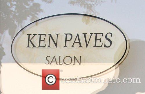 Ken Paves hair salon