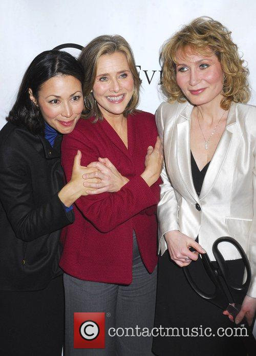 Ann Curry and Meredith Viera, Eve Pearl...