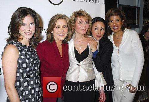 Natalie Morales, Ann Curry, Eve Pearl, Meredith Viera,...
