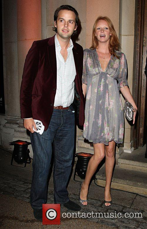 Olivia Inge and guest Evening Standard's 1000 Most...