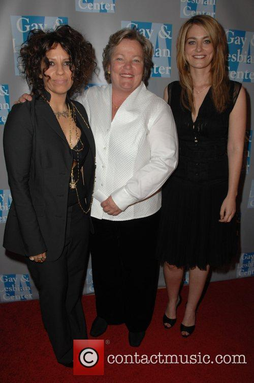 Linda Perry, Lorie Jean, Clementine Ford L.A. Gay...
