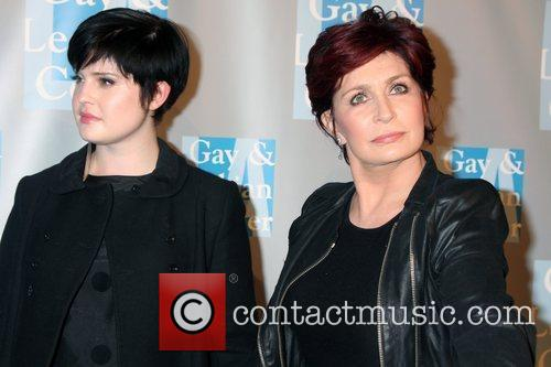 Kelly & Sharon Osbourne L.A. Gay & Lesbian...