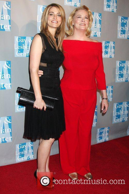 Clementine Ford and Mother Cybill Shepherd 7