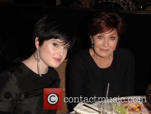 Kelly Osbourne and Sharon Osbourne 2