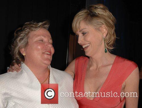 Lorie Jean, Sharon Stone L.A. Gay & Lesbian...