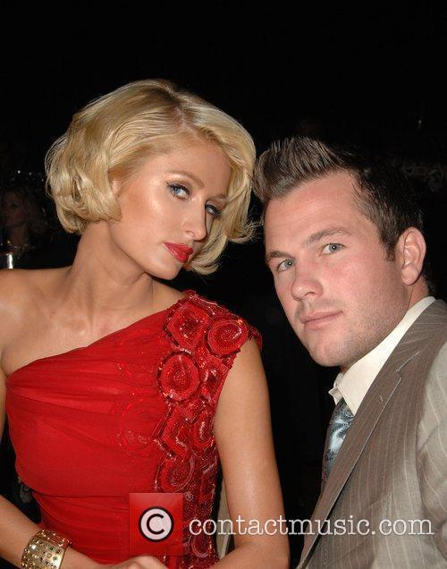 Paris Hilton and Doug Reinhardt 2