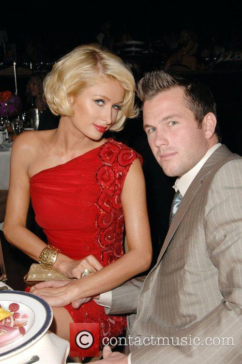 Paris Hilton and Doug Reinhardt 1