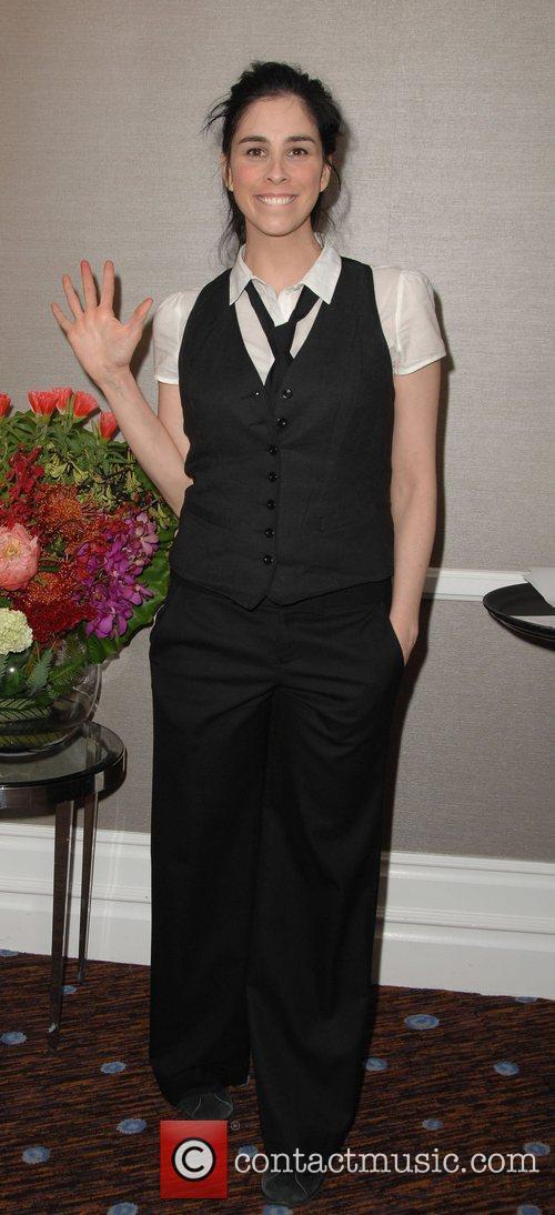 Sarah Silverman, Beverly Hilton Hotel