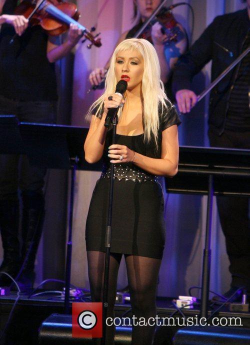 Christina Aguilera (live performance) L.A. Gay & Lesbian...