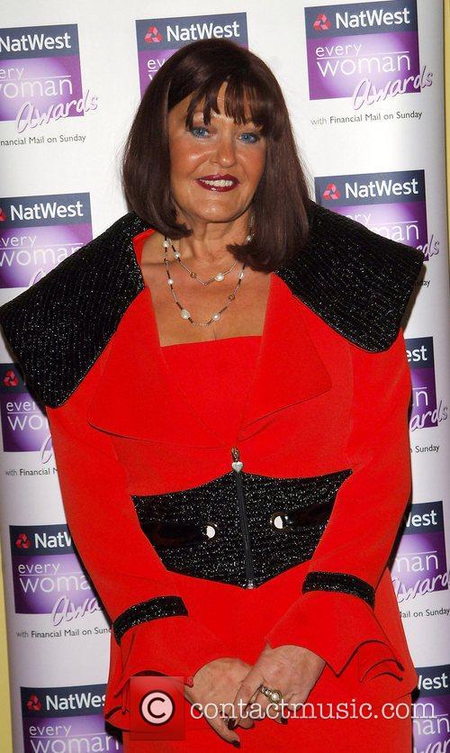 Hilary Devey Everywoman Awards sponsored by Natwest held...