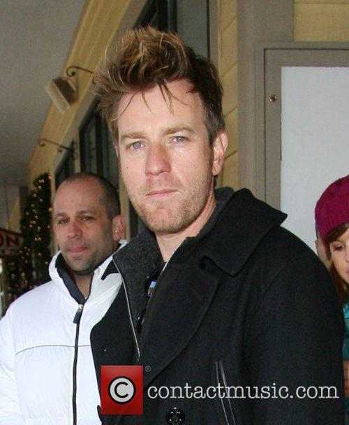 Ewan McGregor out and about during the 2009...
